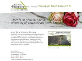 Ebermann Bestattungen GmbH & Co. KG Peine