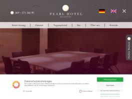 Pearl Hotel Frankfurt - Hotel Frankfurt am Main
