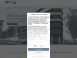 GFAD Systemhaus AG Berlin