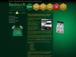 Sechs x S Lebensmittelgroßhandels GmbH Offenbach am Main