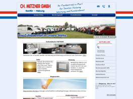 Ch. Metzner GmbH Marl, Westfalen