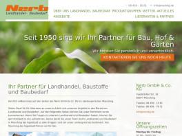 Nerb GmbH & Co. KG Landhandel - Baubedarf Manching