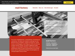 mail factory GmbH Röttenbach bei Schwabach