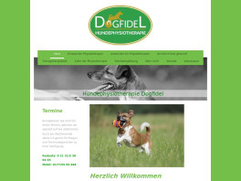 Hundephysiotherapie Dogfidel (mobile Praxis) Neuss