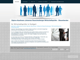 Diplom-Kaufmann Johannes Rauschenberger Wirtschaftsprüfer - Steuerberater Stuttgart