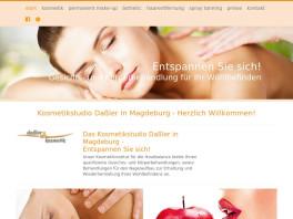 Kosmetiksalon Daßler, Rolf Daßler - Ihr Kosmetikstudio in Magdeburg Magdeburg