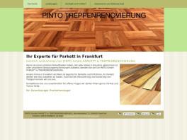 PINTO GmbH PARKETT & TREPPENRENOVIERUNG Frankfurt am Main