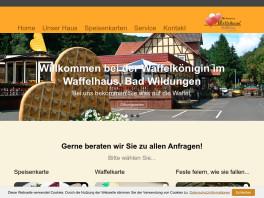 Waffelhaus Restaurant Cafe Inh. Kay Floren Bad Wildungen