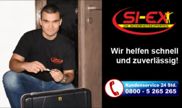 Die Sicherheitsexperten SI-EX GmbH Dortmund