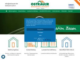 OSTRAUER Baugesellschaft mbH Ostrau, Sachsen