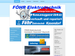 Elektro Föhr Elektrotechnik Kulmbach