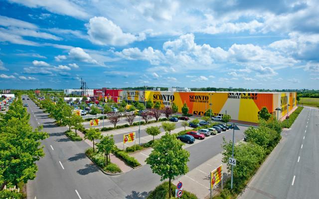 Sconto SB Der M?belmarkt GmbH Magdeburg - M?belhaus S?lzegrund ...