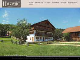 Gasthaus Holzwirt Familie Lautenbacher Dietramszell
