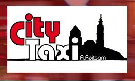 Firmenlogo: City-Taxi Inh. A. Reitsam