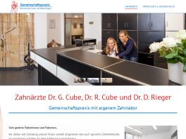 Zahnärzte Dr. Gerhard Cube und Dr. Detlef Rieger Stuttgart