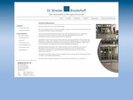 Dr. Strecker, Brockerhoff Essen, Ruhr