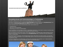 Schornsteinfegerbetrieb Lars Bäumer Tecklenburg