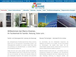 Krames Marco Sanitär Heizung Solar Korschenbroich