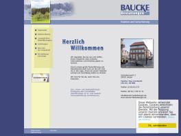 Bestattungshaus Baucke Uelzen, Lüneburger Heide