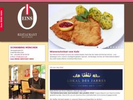 Restaurant Bar Ö Eins München
