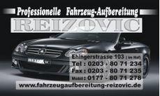 Bild zu PROFESSIONELLE FAHRZEUGAUFBEREITUNG REIZOVIC in Duisburg
