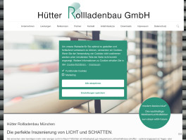 Hütter Rolladenbau GmbH    Peter Hütter München