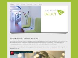 Zahnarztpraxis Wolfgang Bauer Aidenbach, Niederbayern