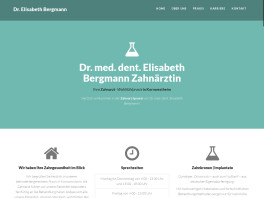 Dr. med. dent. Elisabeth Bergmann Zahnärztin Kornwestheim