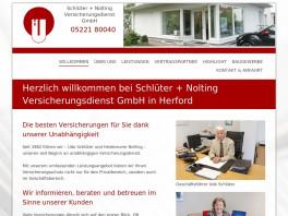 Schlüter + Nolting Versicherungsdienst GmbH Herford