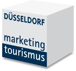 Firmenlogo: Düsseldorf Tourismus GmbH
