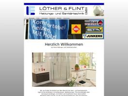 Löther & Flint GmbH Heizung Sanitärtechnik Behlendorf