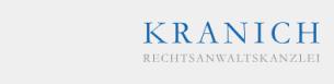 Firmenlogo: Rechtsanwaltskanzlei KRANICH