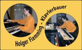 Klavierbauer + Pianoservice Flemming in Oberhausen