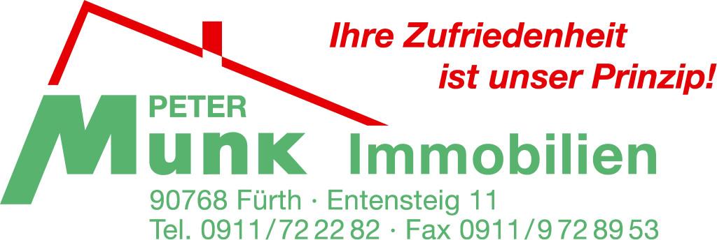 Bild zu Peter Munk Immobilien Inh. Gisela Munk e.K. in Fürth in Bayern