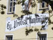 Pröbstl Mühle, Georg Pröbstl Schwabsoien