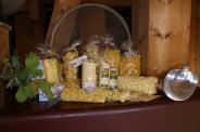 Verschiedene Teigwaren, Reis (ungeschält), Milchreis, Basmatireis