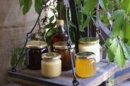 Einheimischer Honig vom Imker