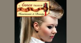 Annes Friseur Haarmonie & Beauty Hellersdorf Berlin