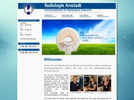 Radiologische Gemeinschaftspraxis Dres. med. Zückmantel/Haase Arnstadt