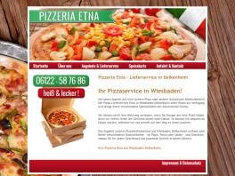 Pizzeria Etna Wiesbaden