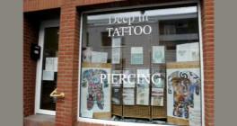 Deep in Tattoo & Piercing    Phillip Tomlinson Dortmund