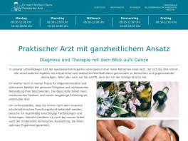 Dr. med. Norbert Derix Praktischer Arzt   Doktor Norbert Derix München