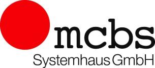 Firmenlogo: mcbs Systemhaus GmbH