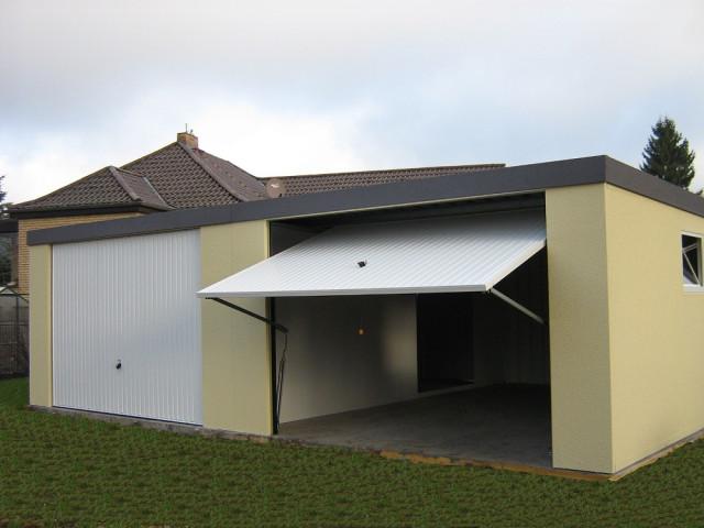 Garage mit terrassendach das beste aus wohndesign und