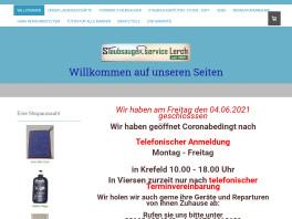 Staubsaugerservice Lerch Krefeld