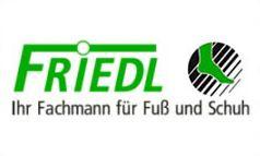 Logo Andreas Friedl Orthopädieschuhtechnik in München