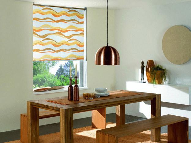 wohnideen von steen – gardinen, fussbodenbeläge und sonnenschutz, Wohnideen design