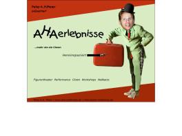 AHA Erlebnisse Peter A.H. Meier Mannheim