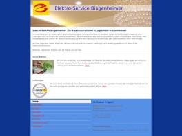 Alfred Bingenheimer Elektroinstallationsmeister Jugenheim, Rheinhessen