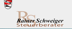 Firmenlogo: Steuerkanzlei Rainer Schweiger